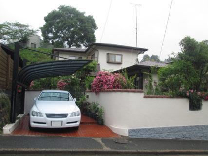 茨城県 日立市 I様邸 外壁塗装・屋根塗装リフォーム後