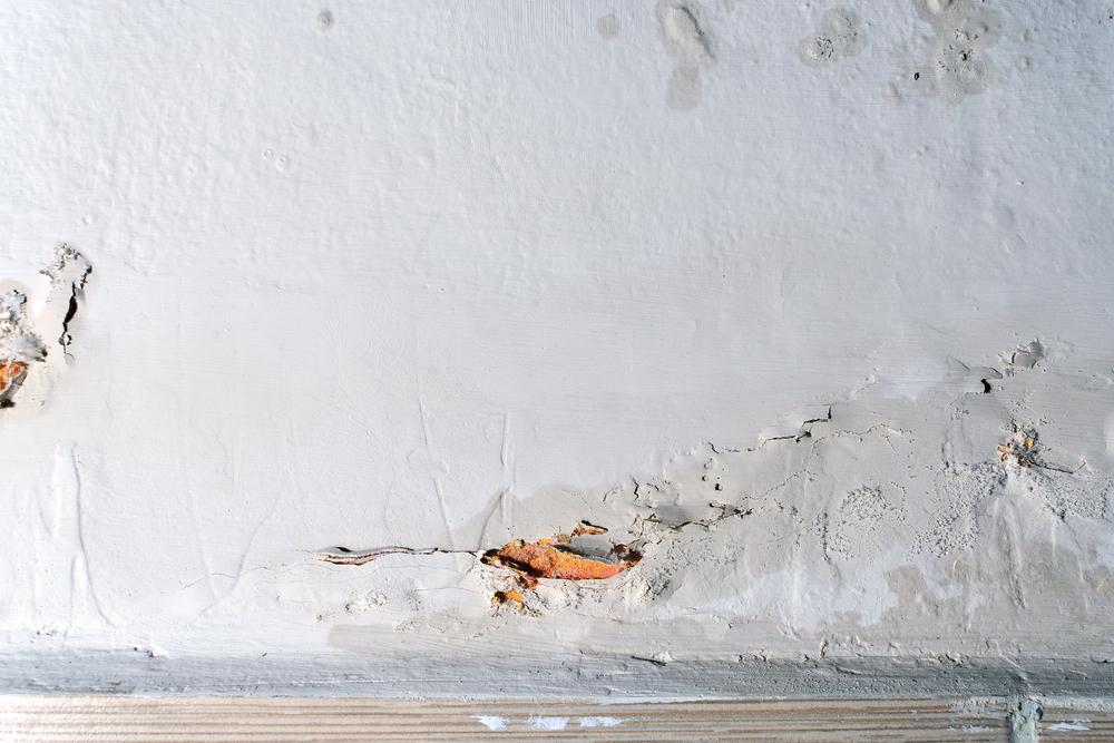傷んだ外壁イメージ
