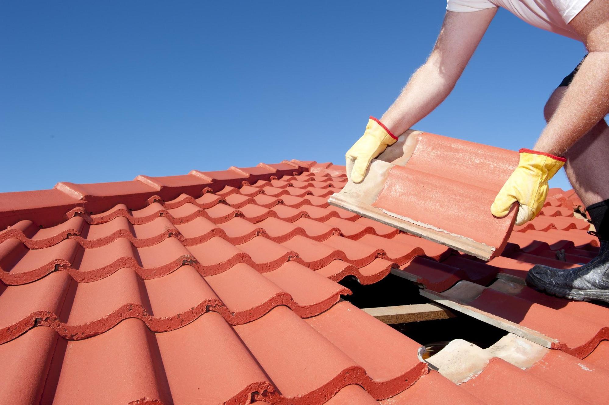 屋根修理の方法と塗装メンテナンスの費用について