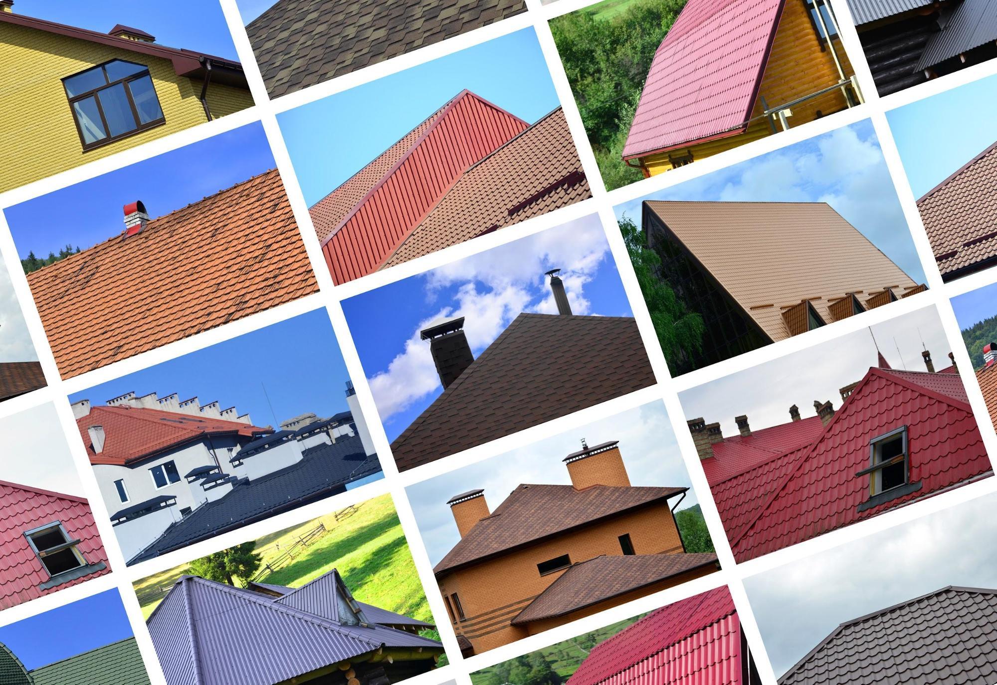 屋根形状の種類